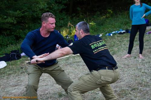 Тренировка в Венгрии